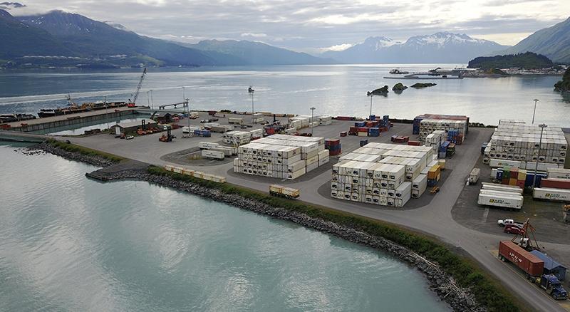Port of Valdez, Alaska