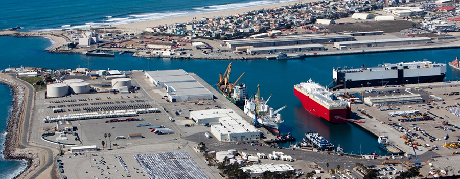 Port of Hueneme, California