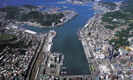 Port of Keelung, Taiwan International Ports Corporation, Ltd.