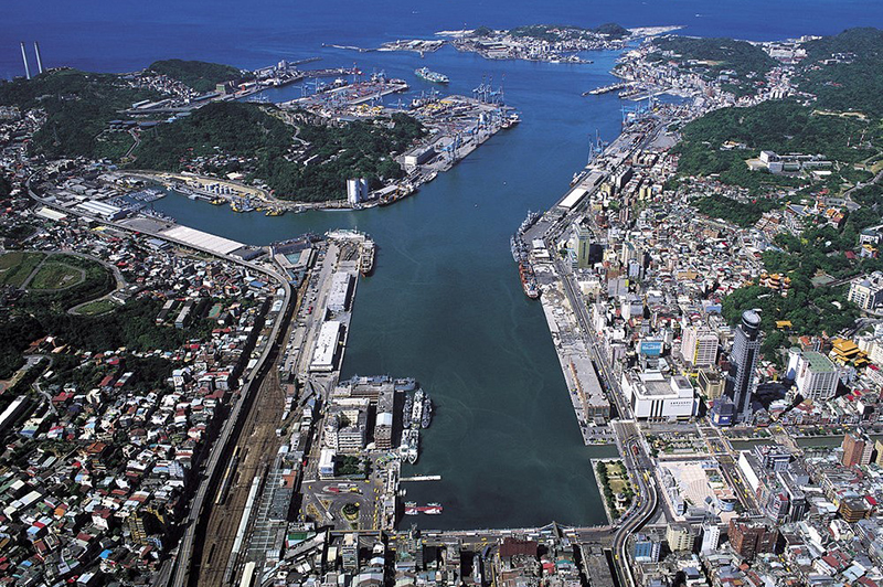 Port of Keelung, Taiwan International Ports Corporation, Ltd.