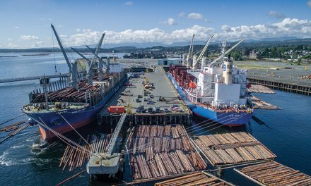 Port of Nanaimo, British Columbia, Canada