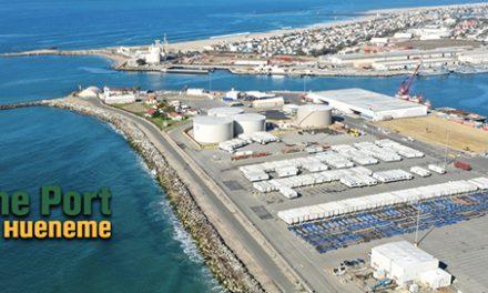 Port of Hueneme, California