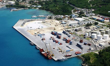 Commonwealth Ports Authority, Northern Mariana Islands