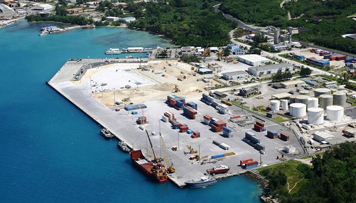 Commonwealth Ports Authority, Northern Mariana Islands