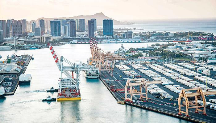 Hawaii Dept. Of Transportation – Harbors Division
