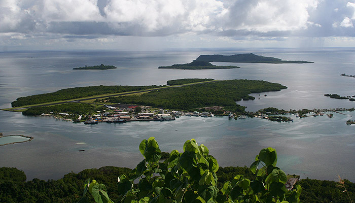 Pohnpei Port Authority, Micronesia