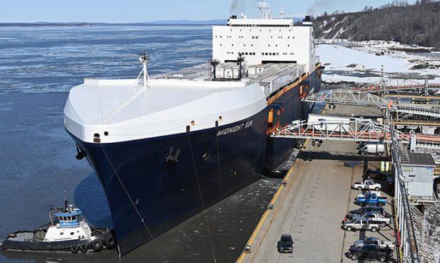 Port of Alaska
