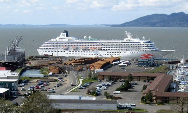 Port of Astoria, Oregon