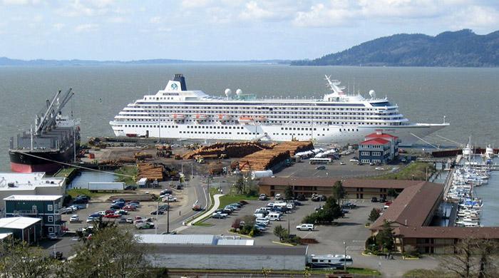 Port of Astoria, Oregon
