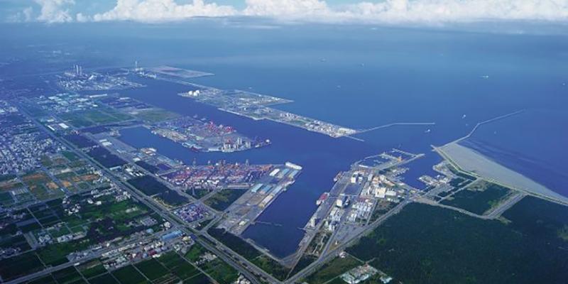 Port of Taichung, Taiwan International Ports Corporation, Ltd.