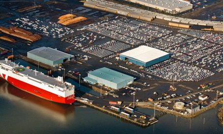 Port of Grays Harbor, Washington