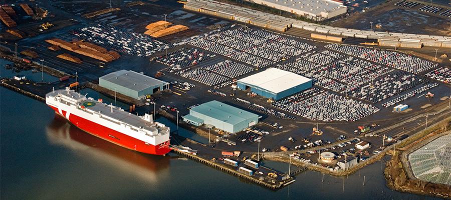 Port of Grays Harbor, Washington