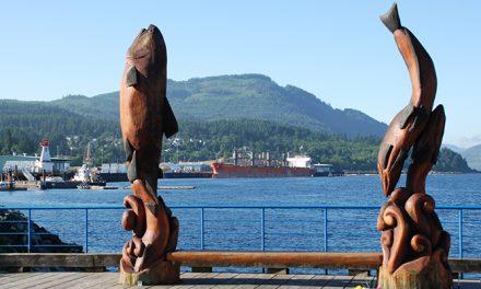 Port Alberni Port Authority, British Columbia, Canada