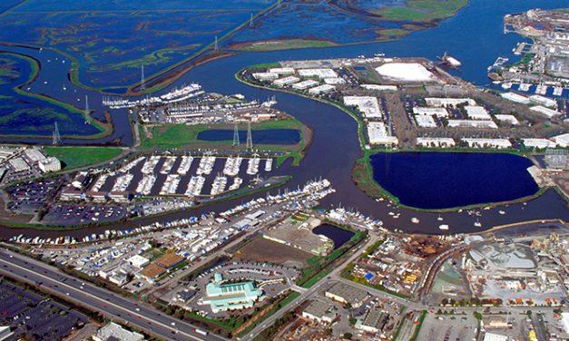 Port of Redwood City, California