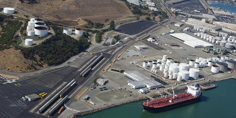 Port of Richmond, California