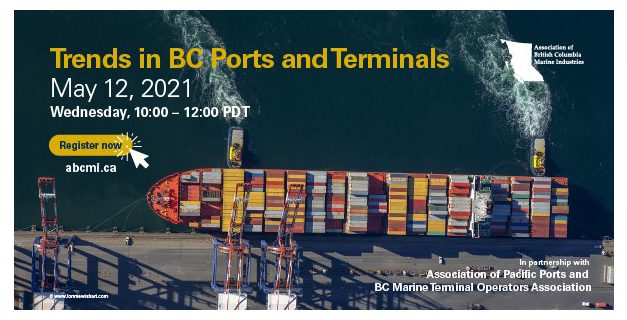 ABCMI Webinar: Trends in BC Ports & Terminals