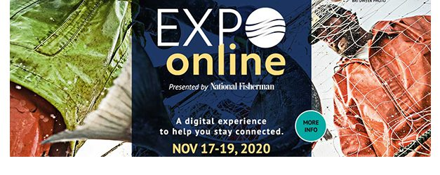 Pacific Marine Expo: November 17 to 19, 2020