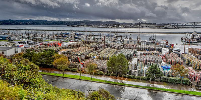Port of Newport, Oregon