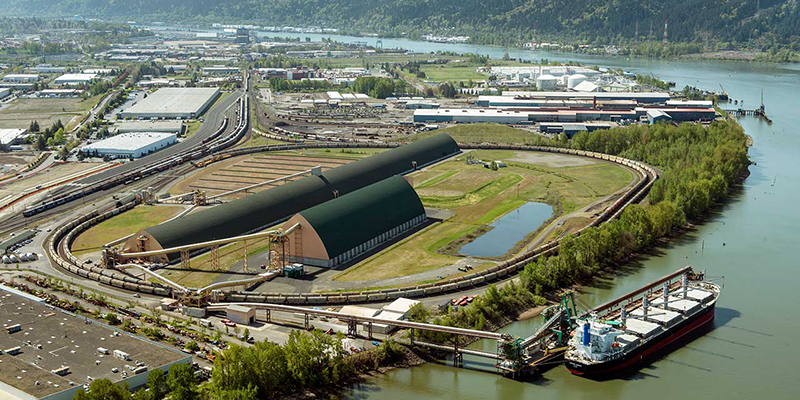 Port of Portland, Oregon