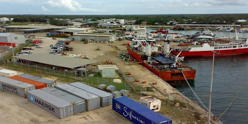 Ports Authority Tonga