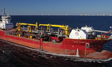 Great Lakes Announces Shipyard Contract for 6,500 cubic yard Trailing Suction Hopper Dredge