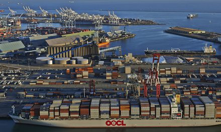 Port of Long Beach Sees Cargo Increase