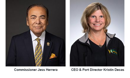 Port of Hueneme leadership earns regional recognition