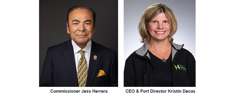 Port of Hueneme leadership earns regional recognition