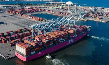 Port of Long Beach: Business Recovery Task Force Manages Crisis, Looks to Future