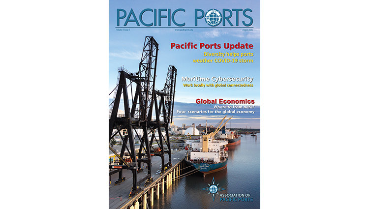 Pacific Ports Magazine / August 2020