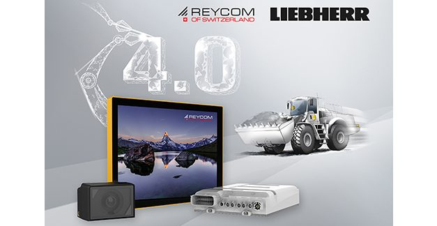 More than IoT: Liebherr and Reycom start partnership