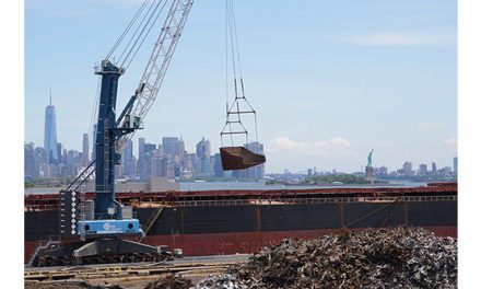 Liebherr provides flexible barge solution at Harbor of New York