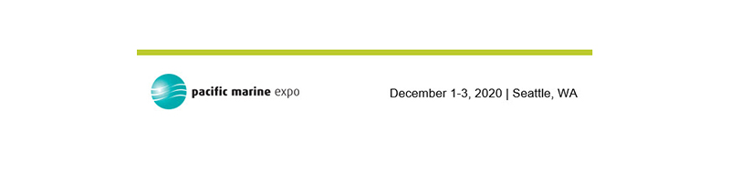 Pacific Marine Expo: December 1 to 3, 2020