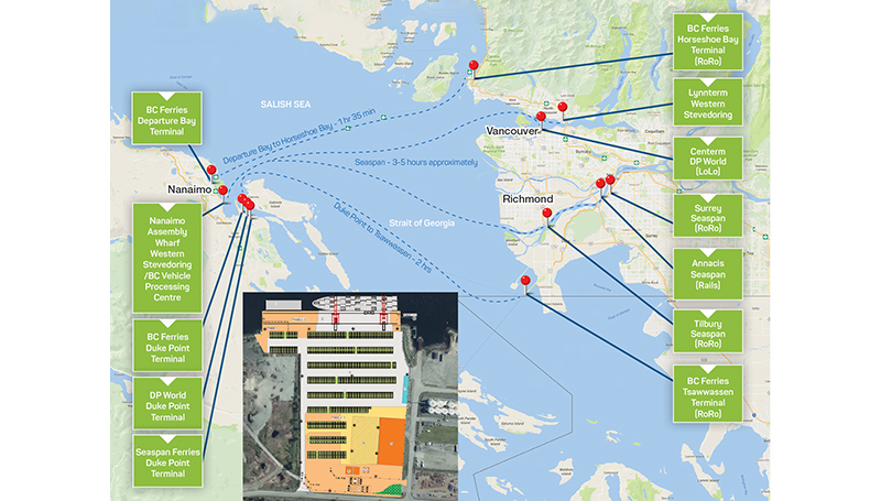Port activity update: Port of Nanaimo
