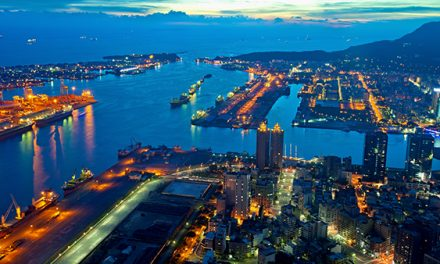 Port activity update: Taiwan International Ports Corporation, Ltd.