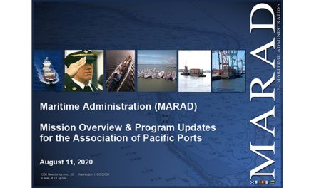 MARAD Mission Overview and Program Updates