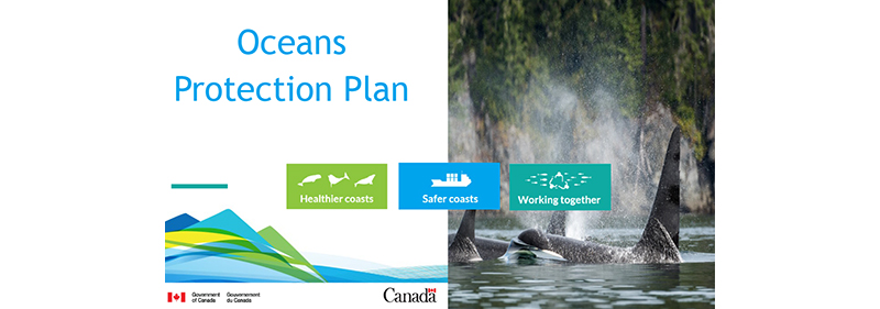 Canada's Oceans Protection Plan