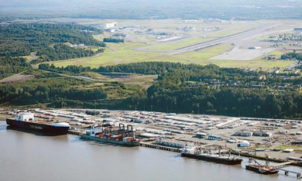 Port activity update: Port of Alaska