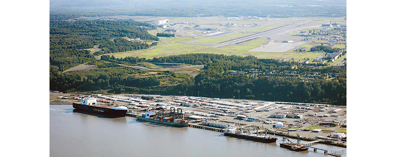 Port activity update: Port of Alaska