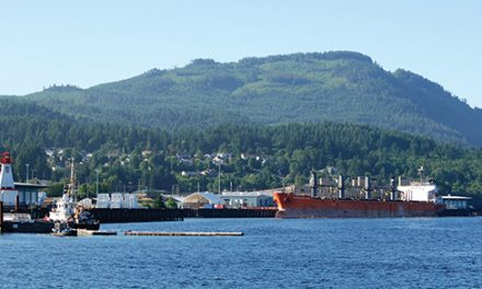 Port activity update: Port Alberni Port Authority