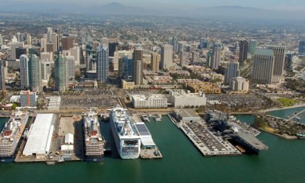 Port of San Diego, California