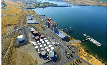 Port activity update: Port of Umatilla