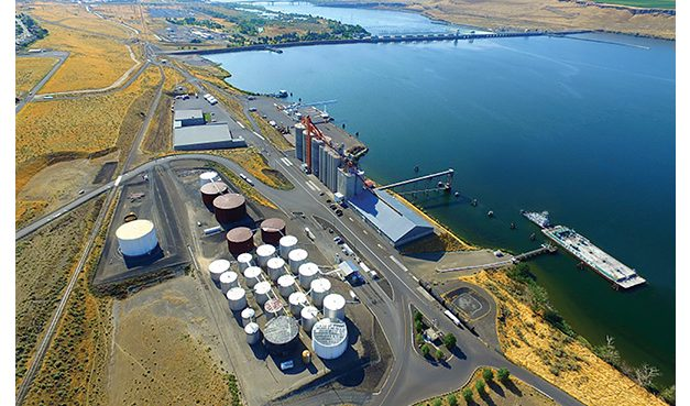 Port activity update: Port of Umatilla