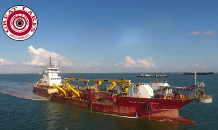 Great Lakes announces signing of subcontract with Bechtel for Sabine Pass LNG third marine berth dredging work