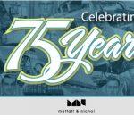 Moffatt & Nichol celebrates 75 years