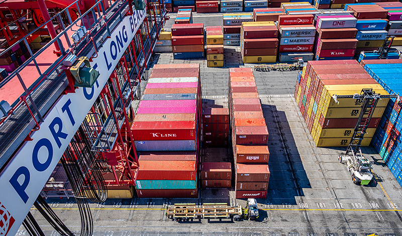 Port of Long Beach posts biggest month ever