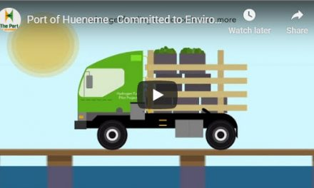 Port of Hueneme highlights environmental efforts in new video