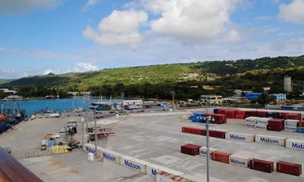 Port activity update: Commonwealth Ports Authority, Northern Mariana Islands