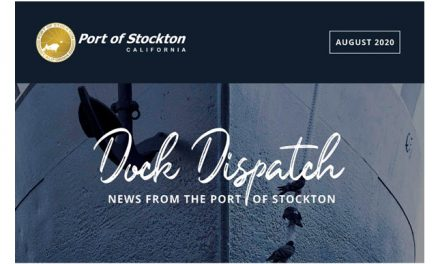 Port of Stockton unveils new quarterly e-newsletter