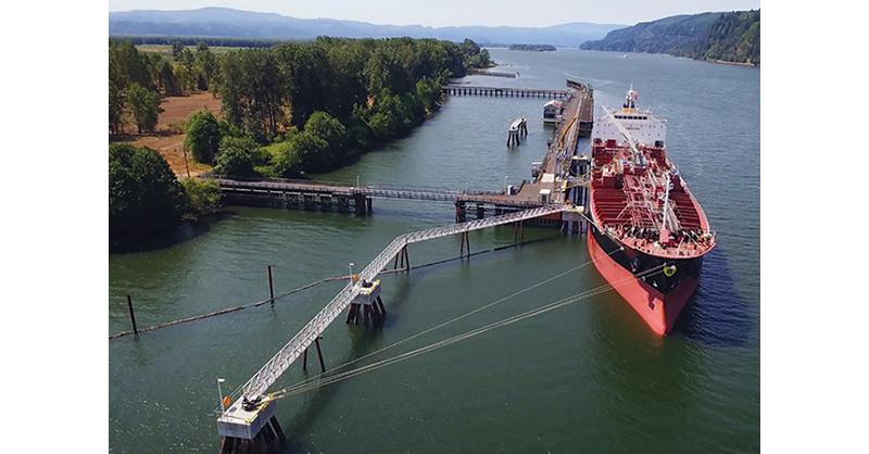 Port activity update: Port of Columbia County